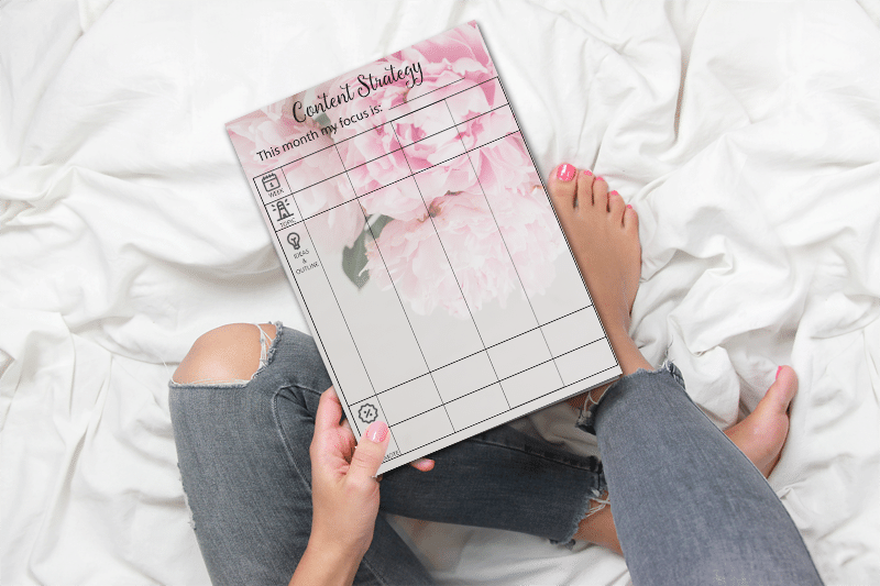 content strategy planner how to create your content calendar