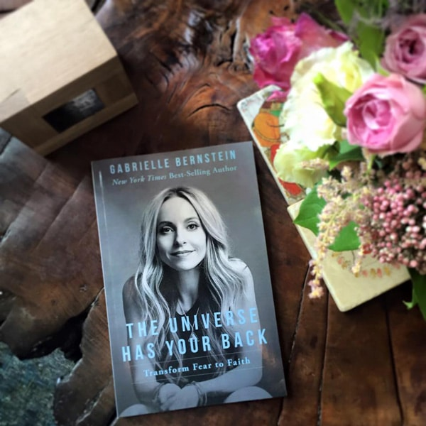 BOOK CLUB: The Universe has your back by Gabrielle Bernstein